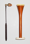 Piorry Stethoscope and Percussiom Hammer