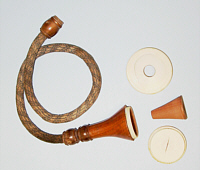 Piorry Flexible Stethoscope